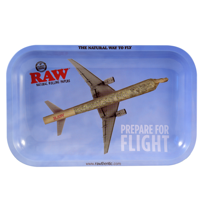 RAW Flying High Prepare for Flight Rolling Tray Canada