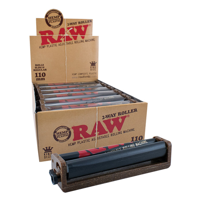 Adjustable RAW Rolling Machine for King Size Joints