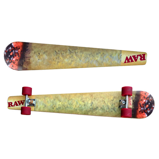 RAW skateboard that look like a joint cone Vancouver Canada