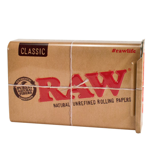 RAW Slide Top Storage Tin Vancouver