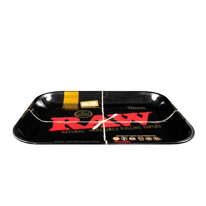 RAW Black Rolling Tray Large Canada