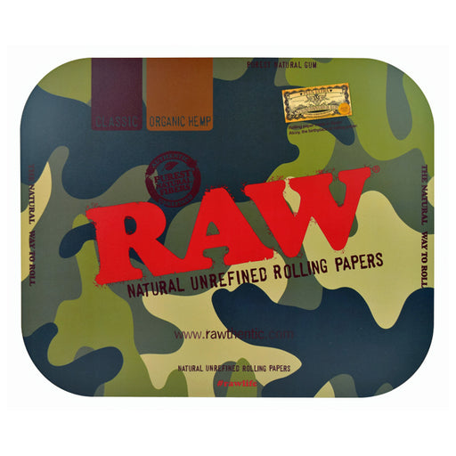 RAW Camo Magnetic Rolling Tray Cover Canada