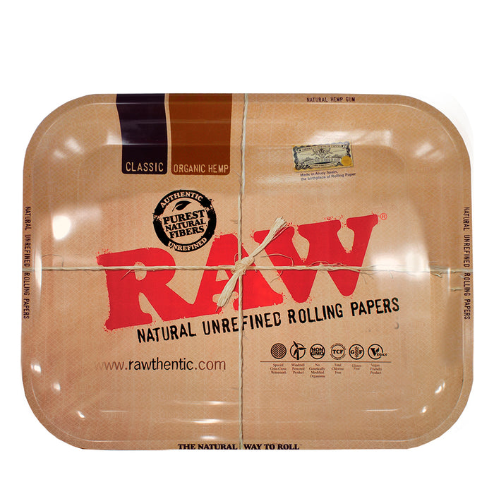 Large RAW Rolling Tray Vancouver Canada Authentic