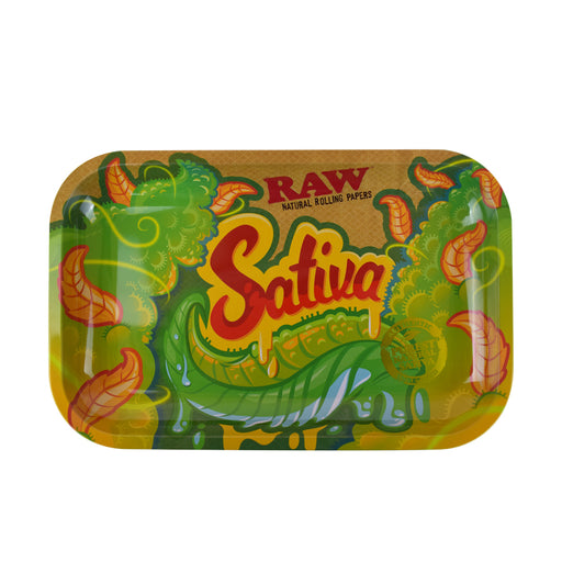 RAW Sativa Rolling Tray Canada