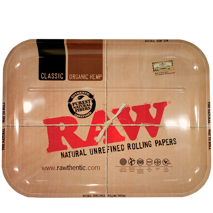 XL Raw Rolling Tray Vancouver Canada Authentic