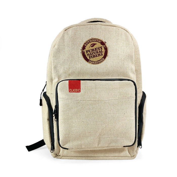 New RAW Low Key Burlap Backpack Canada