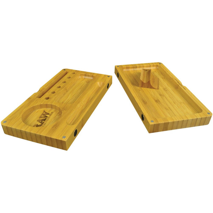Backflip RAWthentic Bamboo Magnetic Tray