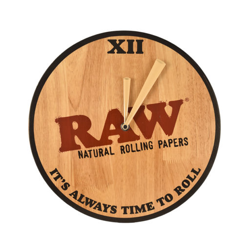 RAW Clock Collectible Stoner Housewares