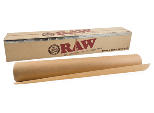 RAW Unrefined Parchment Paper - 300 mm x 10 m
