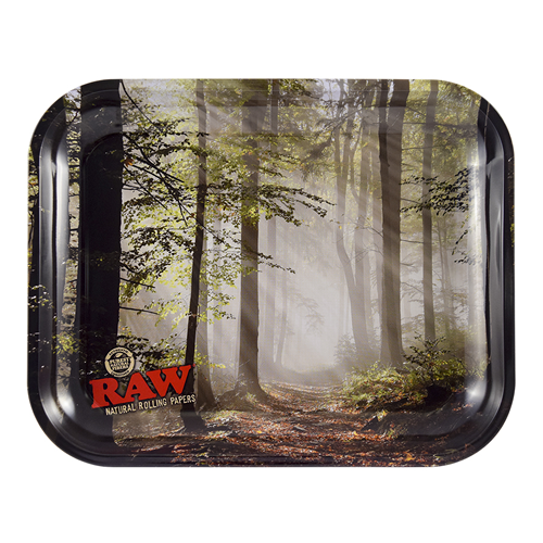 Smokey Trees RAW Rolling Tray Canada