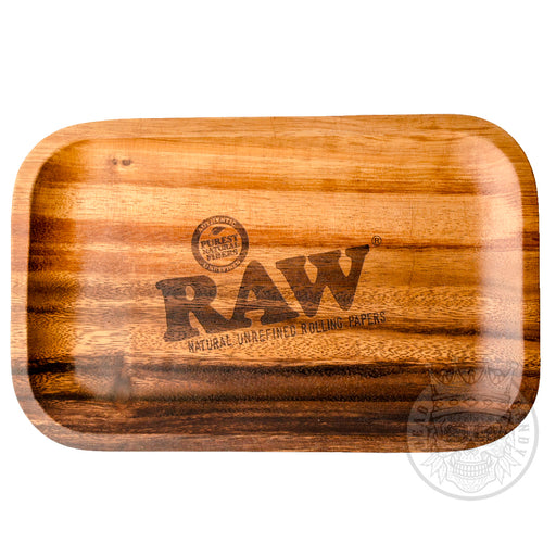 RAW Wooden Rolling Tray Canada US Where to Buy