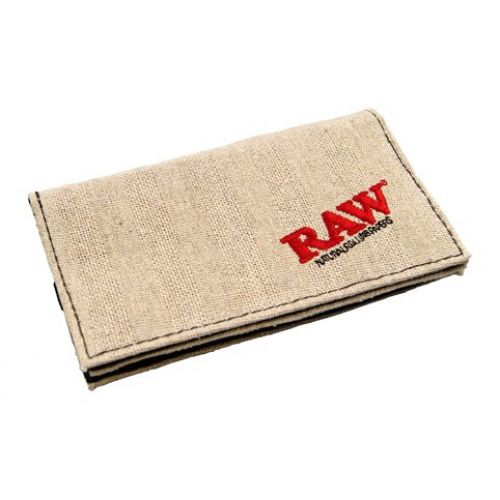 RAW Wallet for Rolling Papers and Lighter