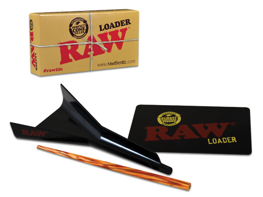 RAW Lean Loader for Cones