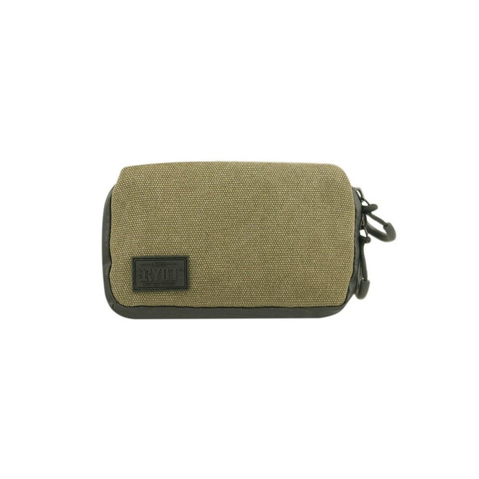 RYOT PackRatz Smell Proof Pouch Small Olive
