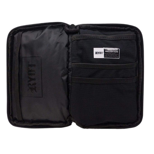 RYOT Pack Ratz Carbon Series Travel Case Smell Proof