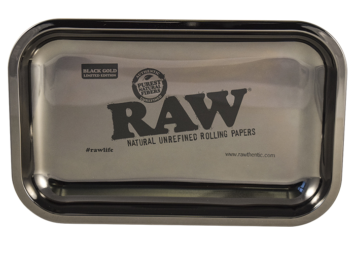 RAW Black Gold Limited Edition Tray Large