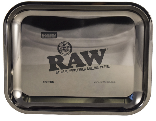 RAW Black Gold Limited Edition Tray