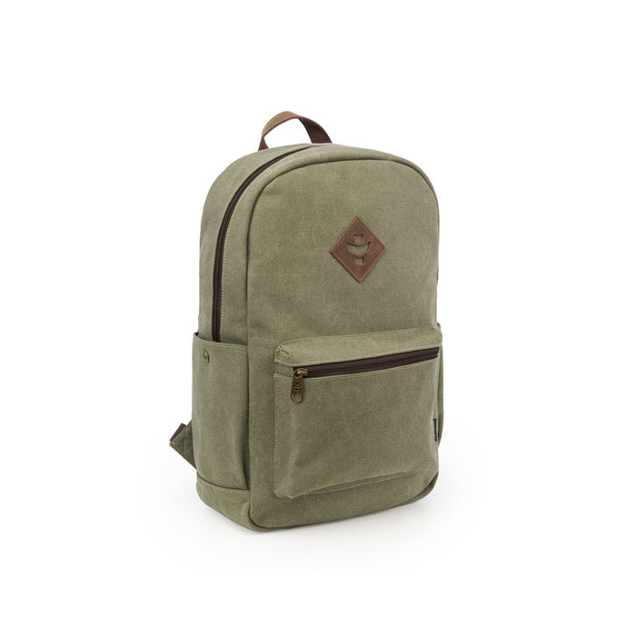Sage Green Smell Proof Backpack Canada