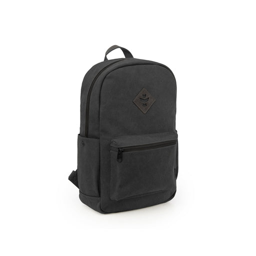 The best Plain Black Smell Proof backpack Revelry