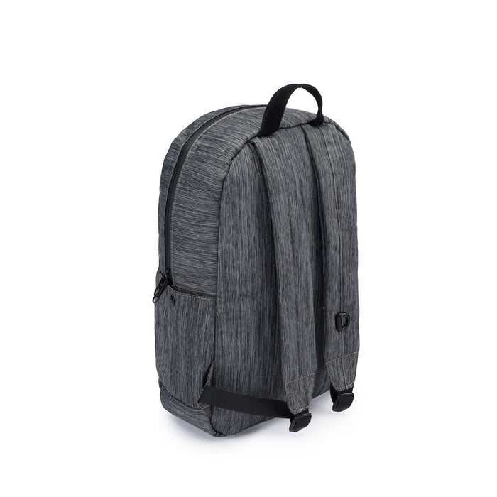 Revelry Supply The Escort Backpack Canada Striped Grey