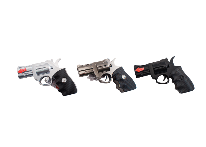 Revolver Butane Torch Lighter - Refillable