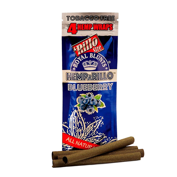 Blueberry Royal Blunts Hemparillo Canada