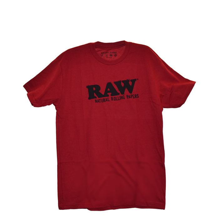 RAW Red Logo Tshirt Canada