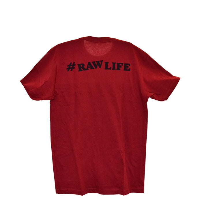 RAW Red Logo T-shirt Canada