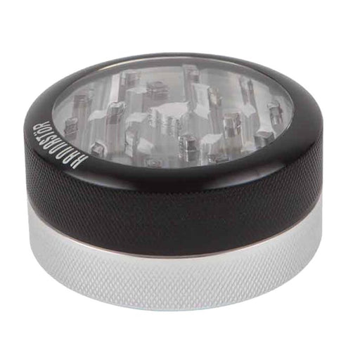SKCL-M2-22 Kannastor Clear Top 2 Piece grinder 2.2""
