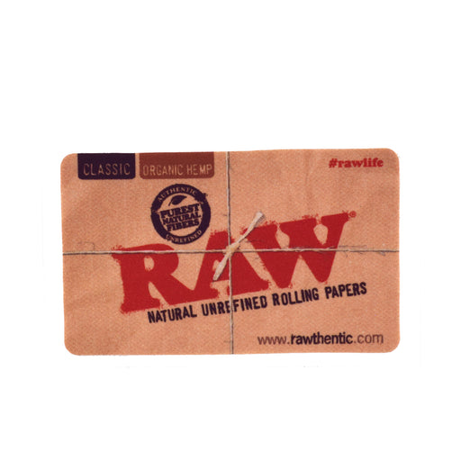 RAW Classic Removable Sticker