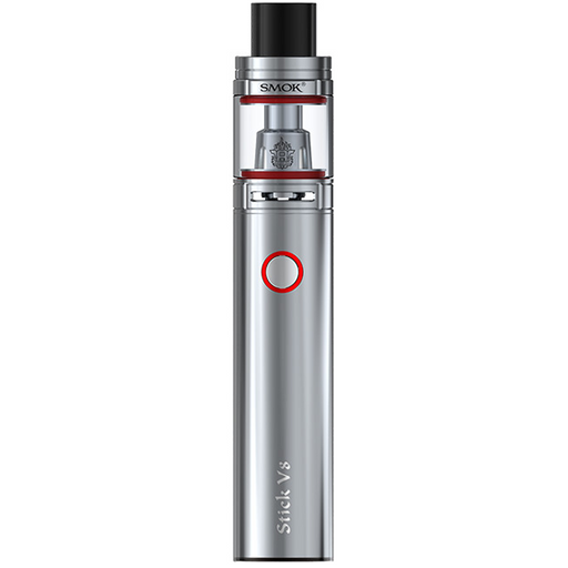 Smok Stick V8 Stainless Steel Silver
