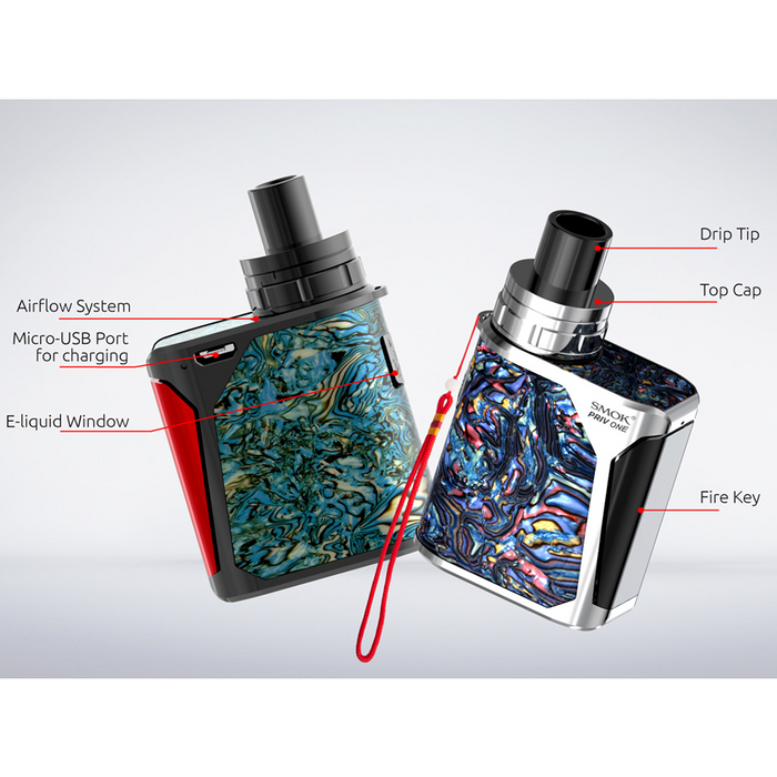 Smok Priv One Parts Components