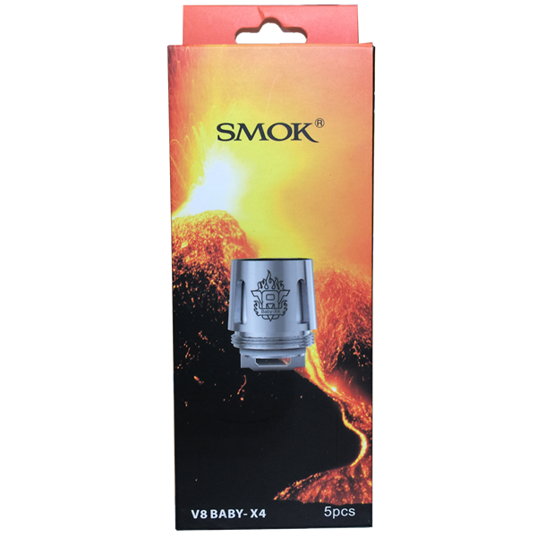 Smok Baby X4 Replacement Coils for TFV8
