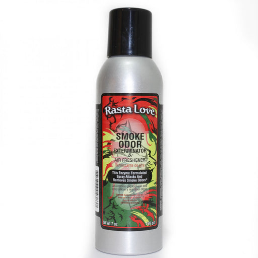 Rasta Love Smoke Odor Air Freshener