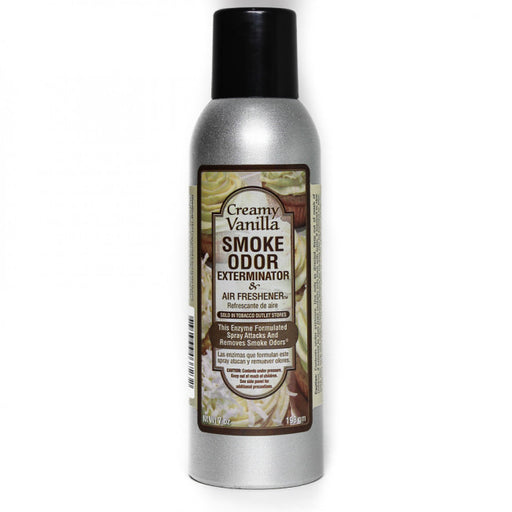 Vanilla Air Freshner for Smoke Odors