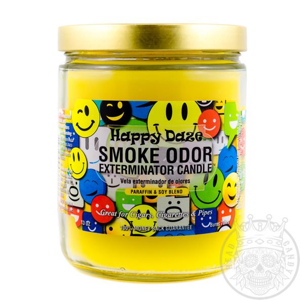 Happy Daze Candle Smoke Odor Eliminator