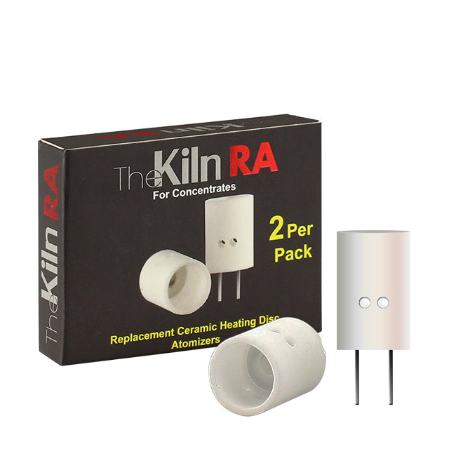 The Kiln RA Replacement Atomizers 2 pack