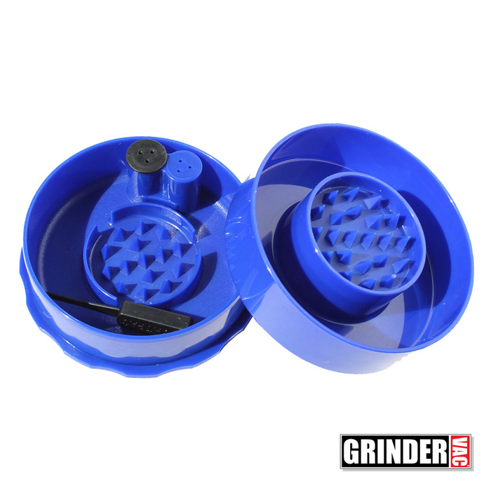 Open Tightvac Grinder Vac Blue
