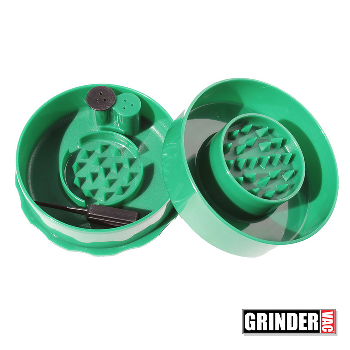 Green Tightvac Grinder Vac