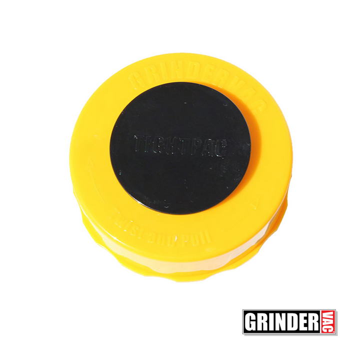 Tightvac Grinder Vac Yellow