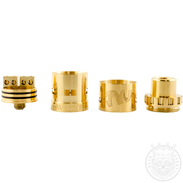 Twisted Messes Gold AF RDA