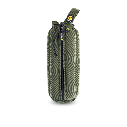 "Vatra 12"" Tube Pouch Grey Green Velvet"