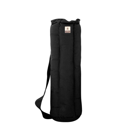 "Black Hemp 24"" Padded Tube Bag for Bongs Canada"