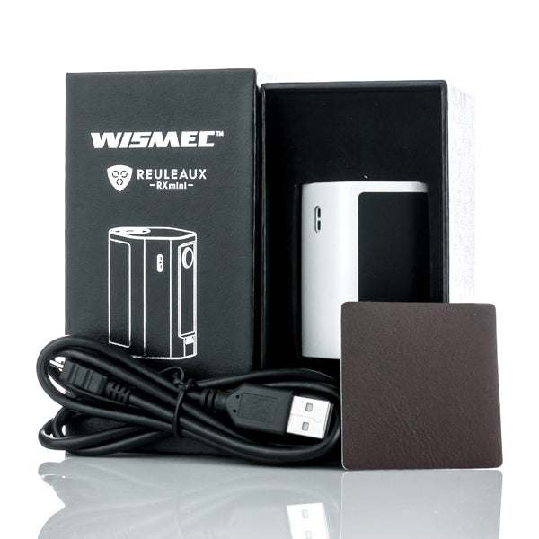Wismec Reuleaux RXmini Mod Kit Comes with