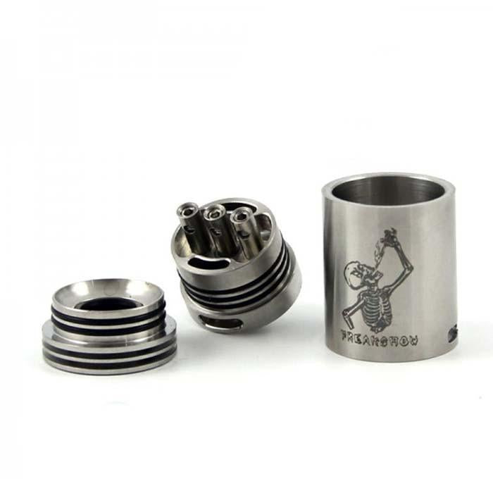 Wotofo Freakshow RDA Stainless Steel