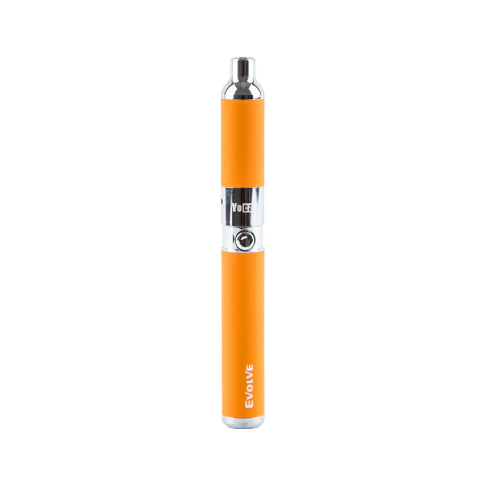 Orange Yocan Evolve Wax Vaporizer Pen