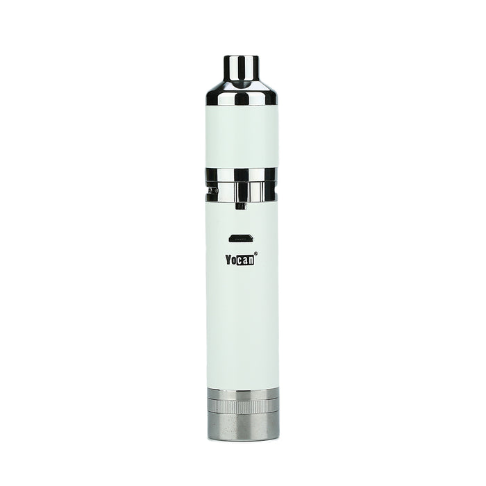 Luminous White Yocan Evolve Plus XL Concentrate Vaporizer