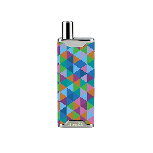 Colored Triangles Yocan Hive 2.0 Concentrate and E-Liquid Vaporizer