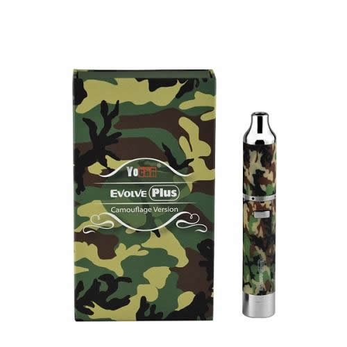 Camo Yocan Evolve Plus Concentrate Pen