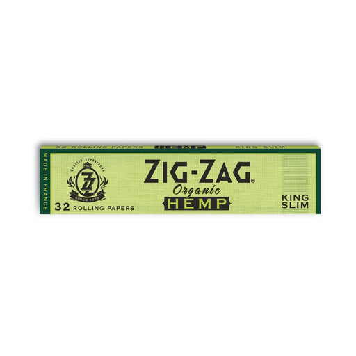Zig Zag Organic Hemp King Size Slim